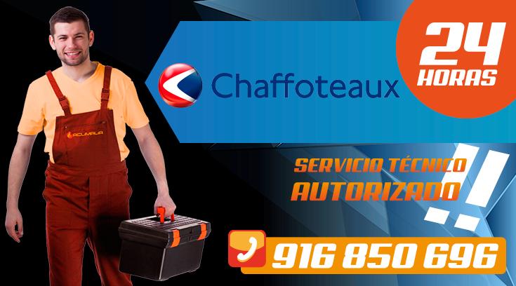 Servicio tecnico Chaffoteaux en Leganes