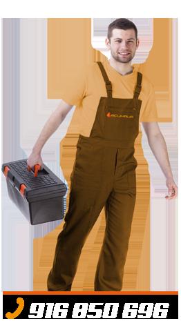 servicio tecnico de calderas en Leganes