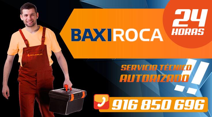 Servicio tecnico BaxiRoca en Leganes