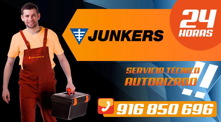 Servicio tecnico Junkers en Leganes