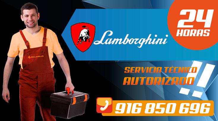 Servicio tecnico Lamborghini en Leganes