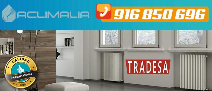 Instalamos la nueva caldera de condensacion Inovia Cond de Tradesa en Leganes