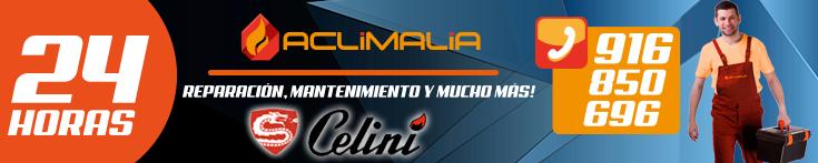 Reparacion de calderas Celini en Leganes
