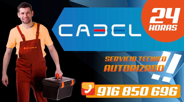 Servicio tecnico Cabel en Leganes