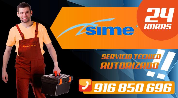 Servicio tecnico Sime en Leganes
