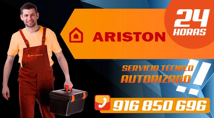 Servicio tecnico Ariston en Leganes