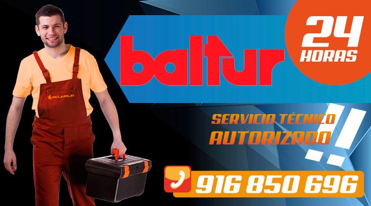 Servicio tecnico Baltur en Leganes