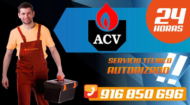 Servicio tecnico De calderas ACV en Leganes