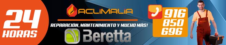 mantenimiento y Reparacion de calderas Beretta en Leganes