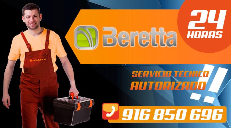 Servicio tecnico BERETTA en Leganes