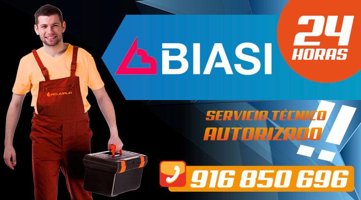 Servicio tecnico Biasi en Leganes