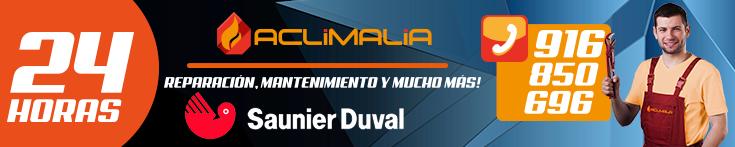 Reparacion de calderas Saunier Duval en Fuenlabrada