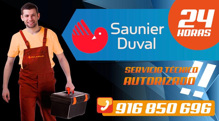 Servicio tecnico Saunier Duval en Leganes