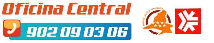Telefono servicio tecnico oficial Junkers Fuenlabrada