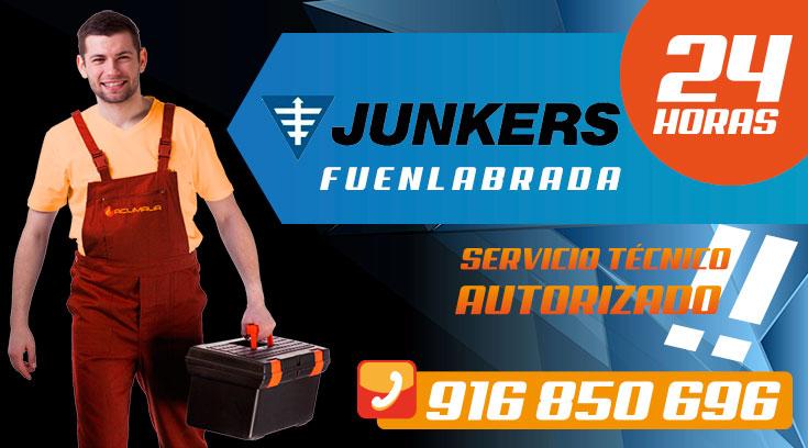 Servicio tecnico Junkers Fuenlabrada