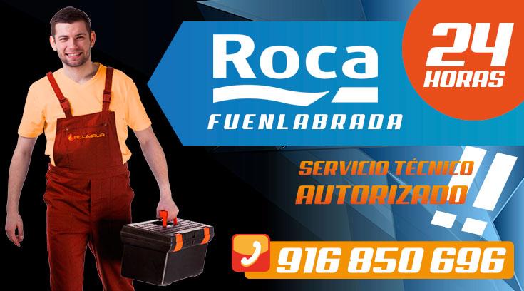 Servicio tecnico calderas Roca Fuenlabrada