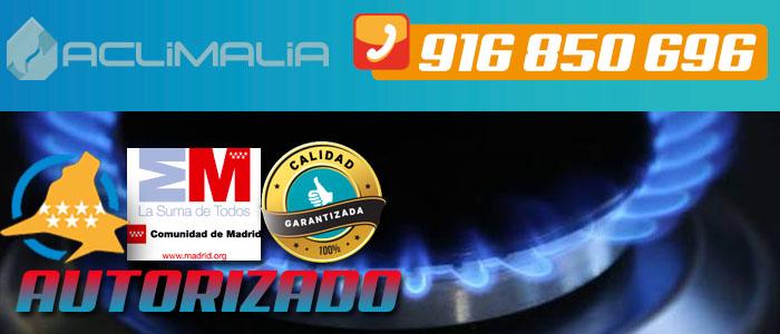 Evitar los fraudes en la revision del gas con nuestro servicio tecnico calderas de gas Getafe