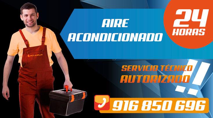 Reparacion aire acondicionado Leganes