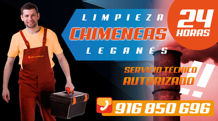 Limpieza Chimeneas Leganes