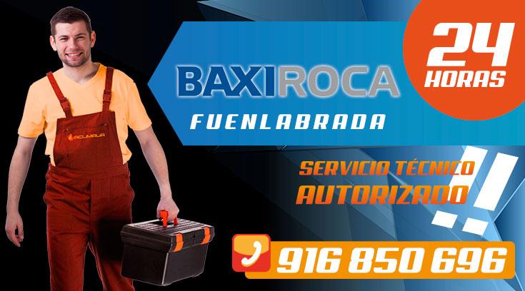 Servicio Técnico Calderas BaxiRoca en Fuenlabrada