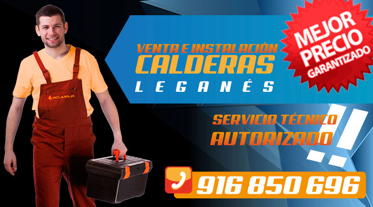 Instalación y venta de calderas en Leganés